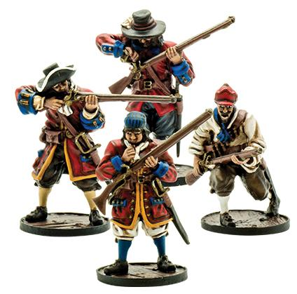 28mm Pirates - Game Kastle Online