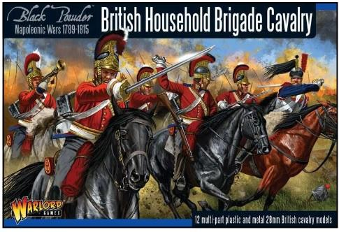 Black Powder (Napoleonic Wars): British Household Brigade