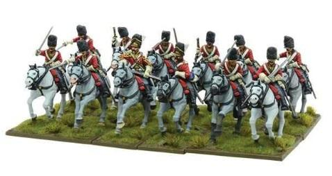 Black Powder (Napoleonic Wars): British Union Brigade Cavalry