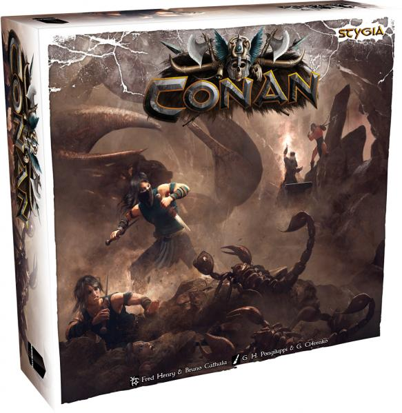 Conan: Stygia Expansion