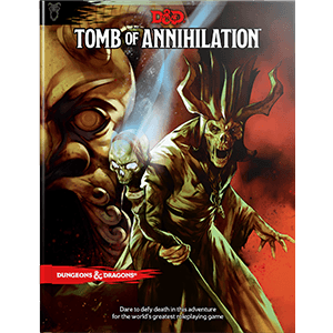 D&D: Tomb of Annihilation (HC)