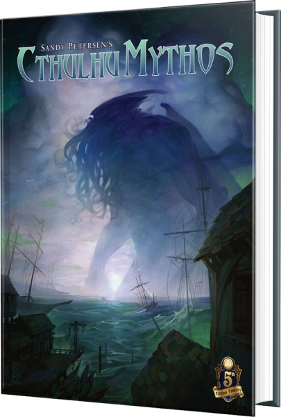 D&D: Sandy Petersen's Cthulhu Mythos for 5e