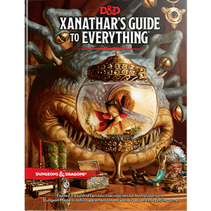 D&D: Xanathar's Guide to Everything (HC)