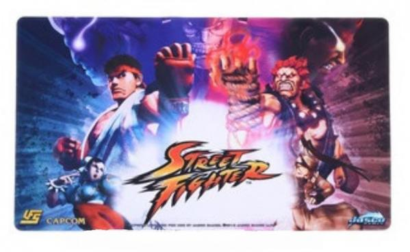 Playmat: Street Fighter Collage (CCG Accessory)