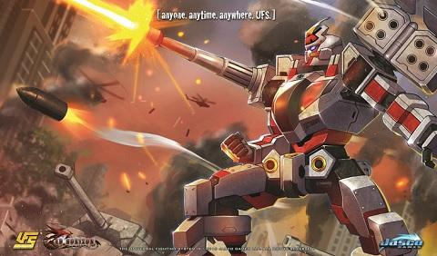 Playmat: Red Horizon Krieger (CCG Accessory)