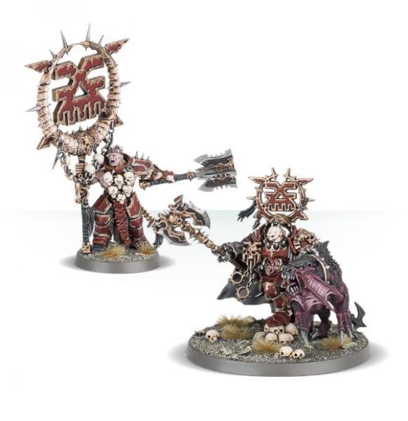 Age of Sigmar: Korghos Khul & Bloodsecrator