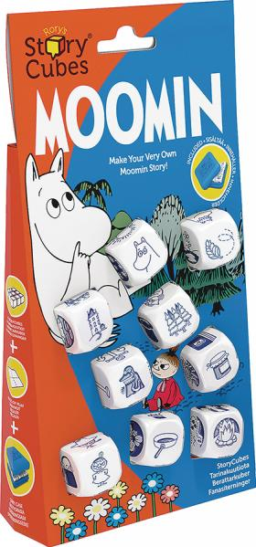Rory's Story Cubes: Moomin Dice Set
