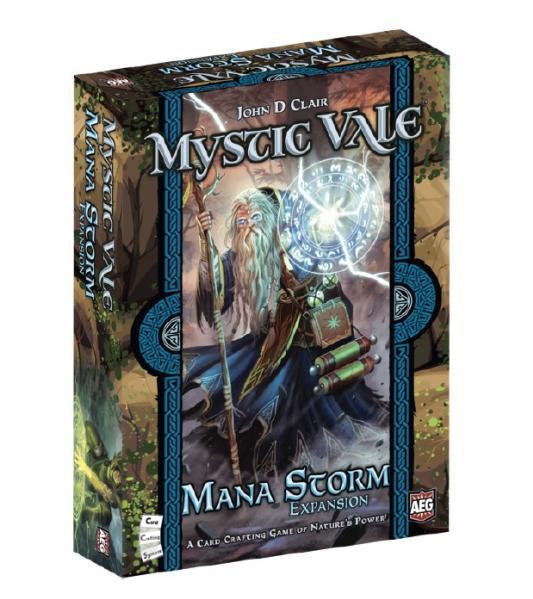 Mystic Vale: Mana Storm (Expansion)