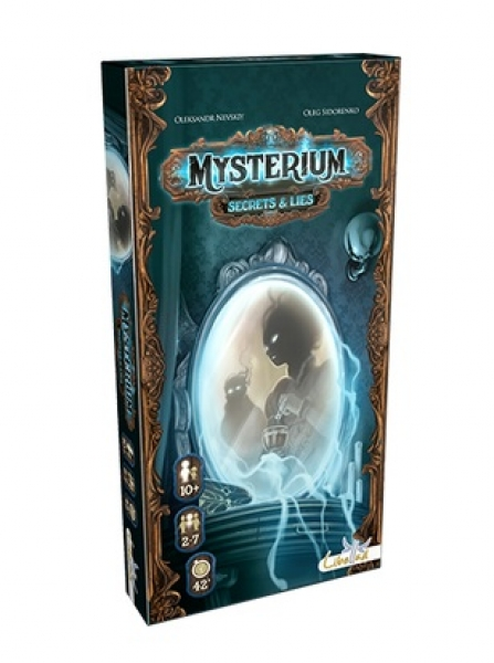 Mysterium: Secrets and Lies Expansion