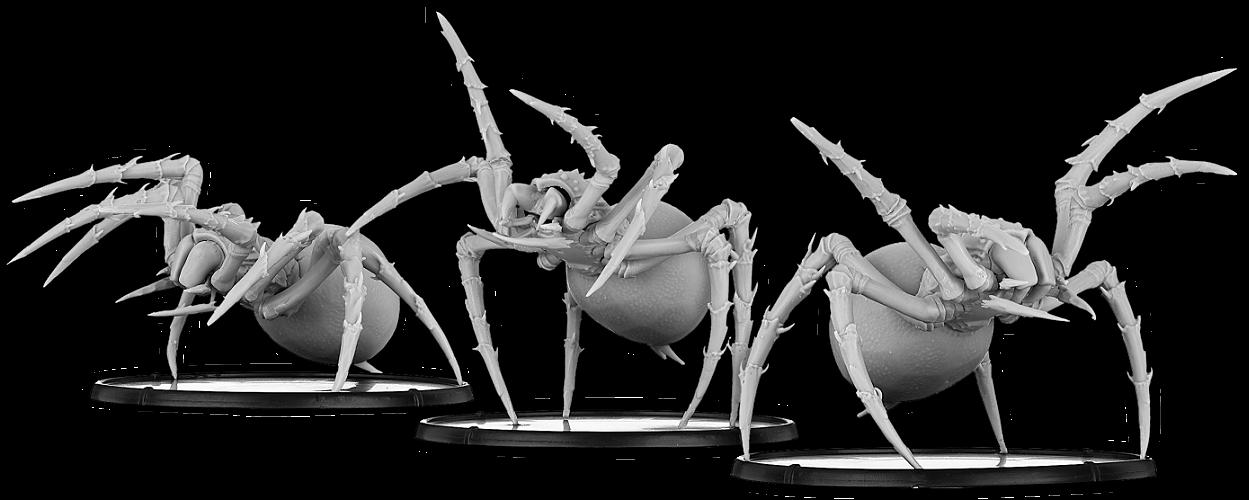 Darklands: Guliant's Web, Tomb Spider Unit