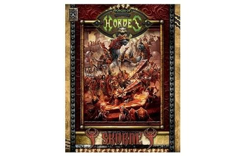 Forces of HORDES: Skorne Command (HC)