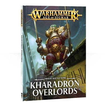 Age of Sigmar: BATTLETOME - KHARADRON OVERLORDS (SC)