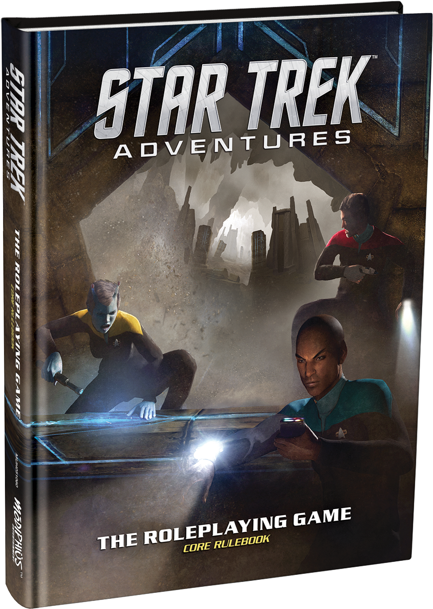 Star Trek Adventures RPG (Core Rulebook)