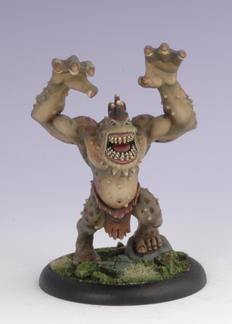 Iron Kingdoms Miniatures: Bridge Troll