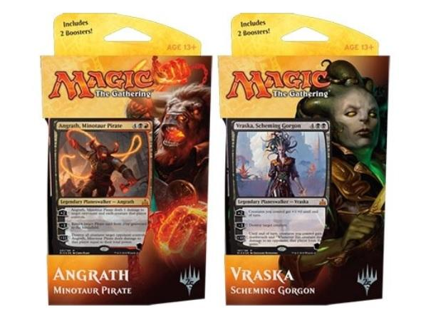 Magic the Gathering: Rivals of Ixalan Planeswalker Deck (1)
