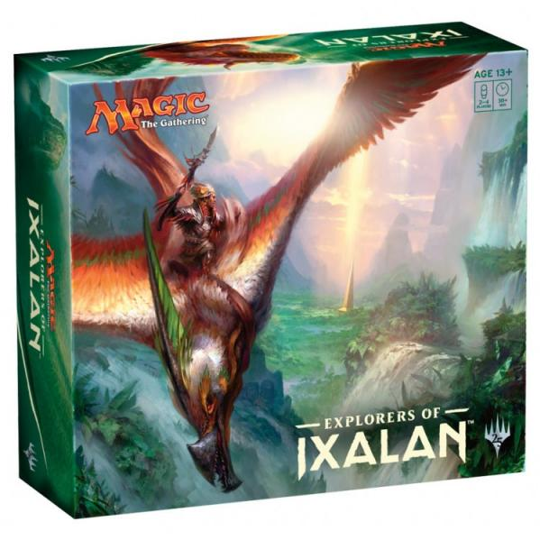 Magic the Gathering: Explorers of Ixalan Multiplayer Pack