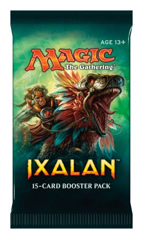 Magic the Gathering: Ixalan Booster Pack (1)
