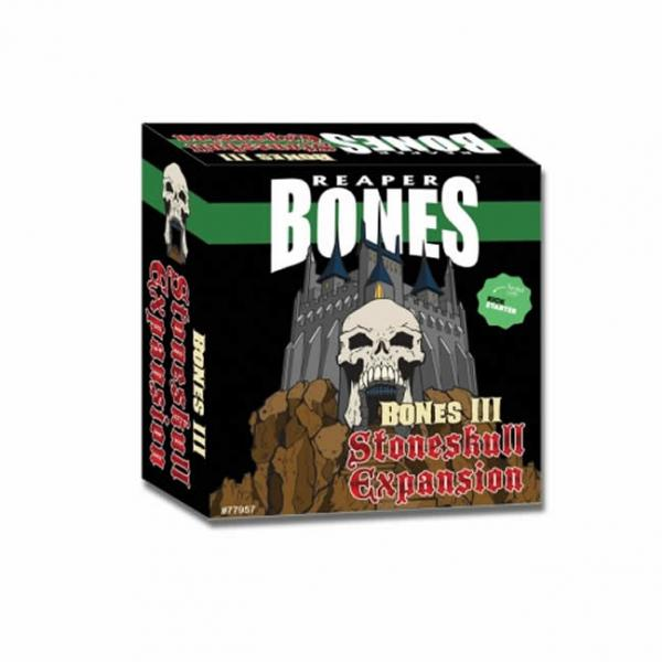 Dark Heaven Bones: Bones 3 Stoneskull Expansion Set (Boxed Set)