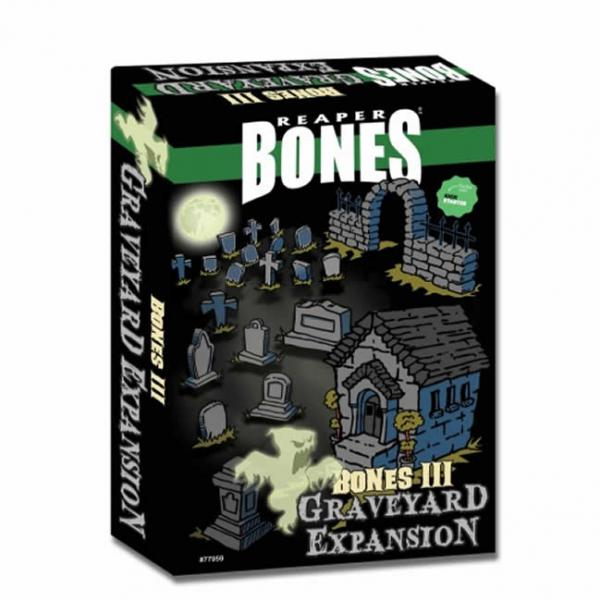 Dark Heaven Bones: Bones 3 Graveyard Expansion Set (Boxed Set)