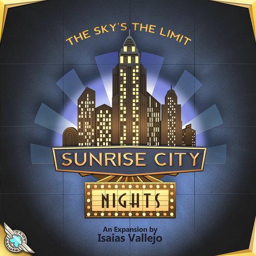 Sunrise City: Nights! Expansion