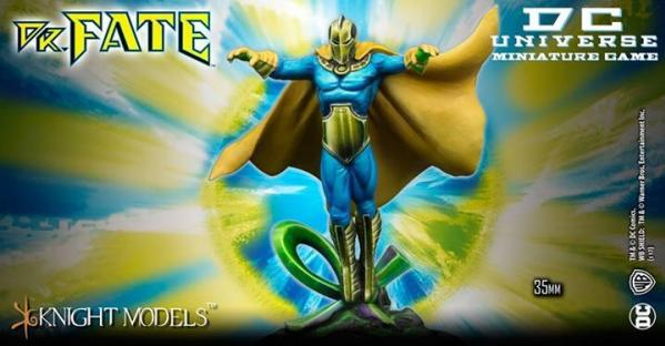 Knight Models DC Universe: DOCTOR FATE