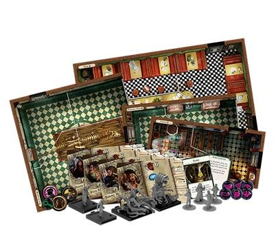 Mansions of Madness: Streets of Arkham Expansion