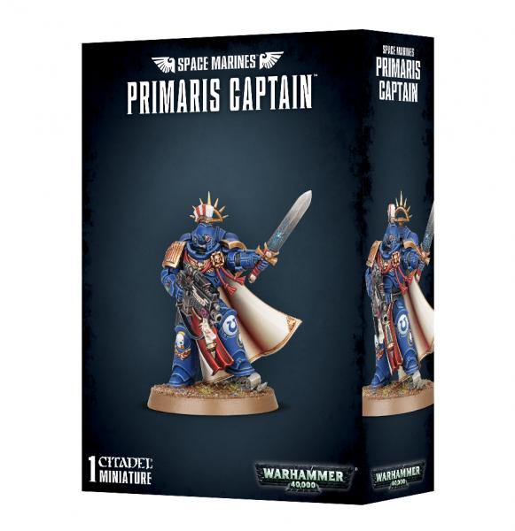 WH40K: Space Marines Primaris Captain