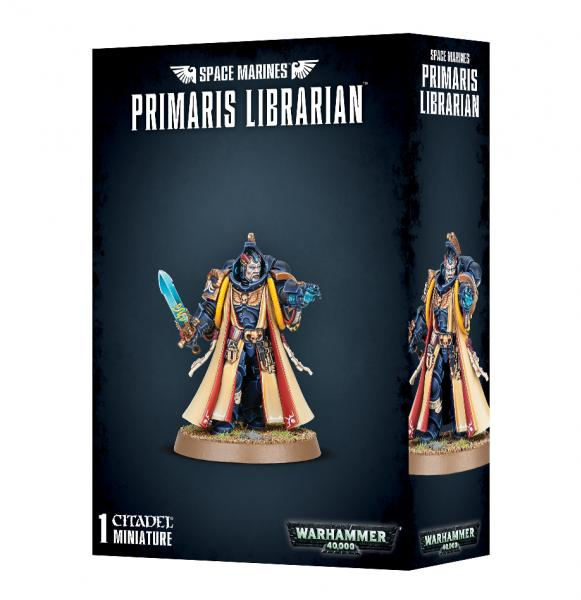WH40K: Space Marines Primaris Librarian