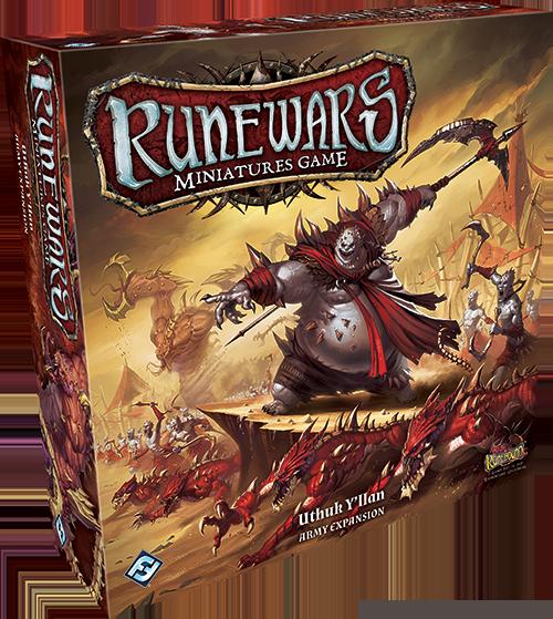 RuneWars: Uthuk Y'llan Army Expansion