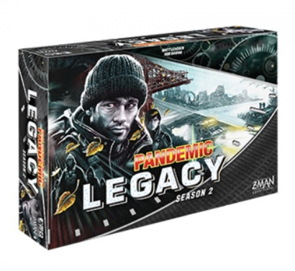 Pandemic: Legacy Season 2 (Black Box)