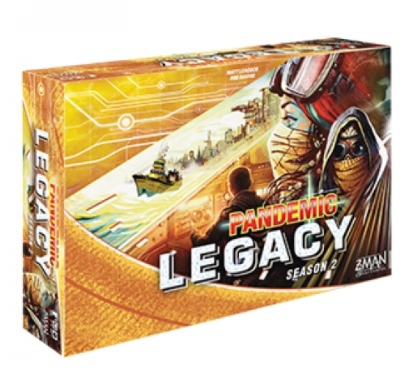 Pandemic: Legacy Season 2 (Yellow Box)