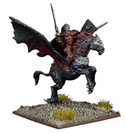 Kings Of War: Vampire on Undead Pegasus