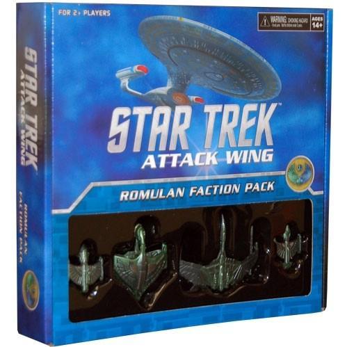 Star Trek Attack Attack Wing: Romulan Faction Pack 1