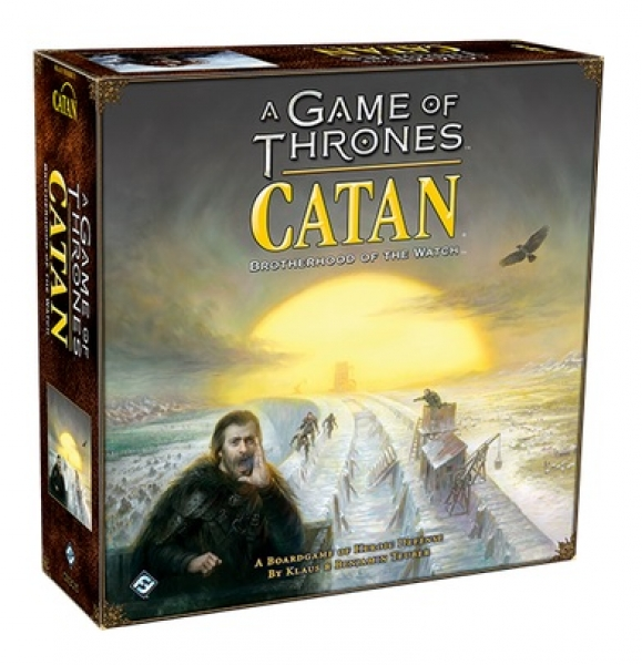 A Game of Thrones Catan: Brotherhood of the Watch Core Game