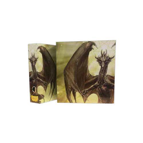 Dragon Shields: Slipcase Binder - White