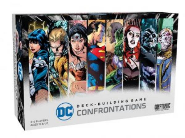 DC Comics DBG: Confrontations
