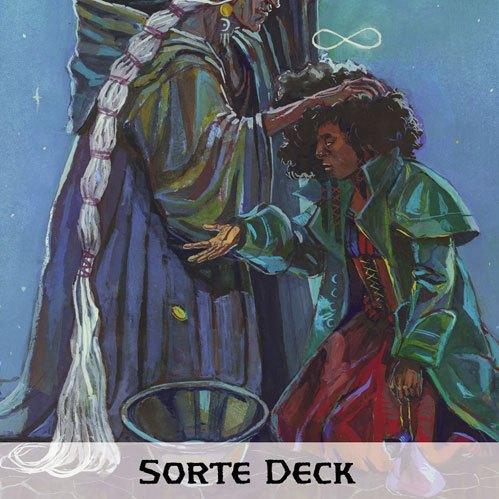 7th Sea: Sorte Deck
