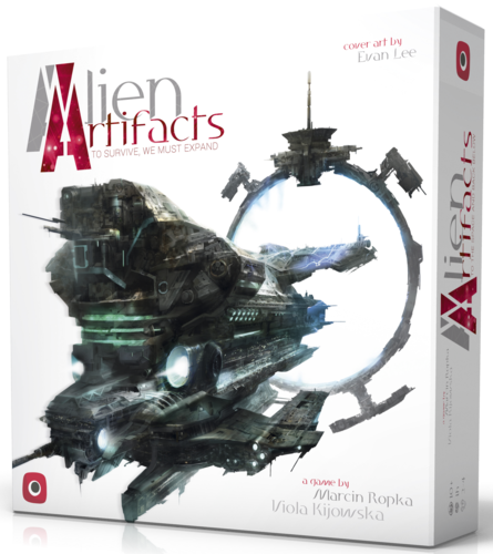 Alien Artifacts: Core Game