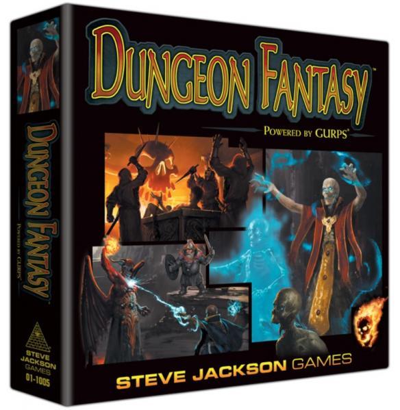 GURPS: Dungeon Fantasy