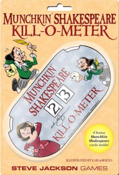 Munchkin Shakespeare: Kill-O-Meter