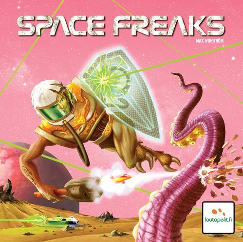 Space Freaks