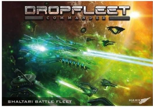 Dropfleet Commander: (Shaltari Tribes) Shaltari Fleet Box
