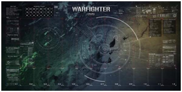 Warfighter Modern: Neoprene Play Mat
