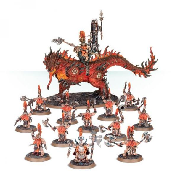 Age of Sigmar: Start Collecting! Fyreslayers