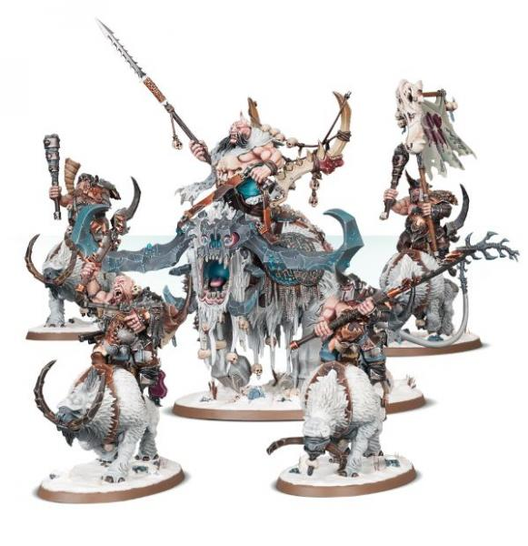 Age of Sigmar: Start Collecting! Beastclaw Raiders