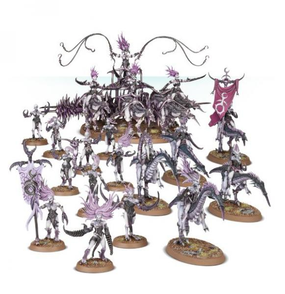 Age of Sigmar: Start Collecting! Daemons of Slaanesh