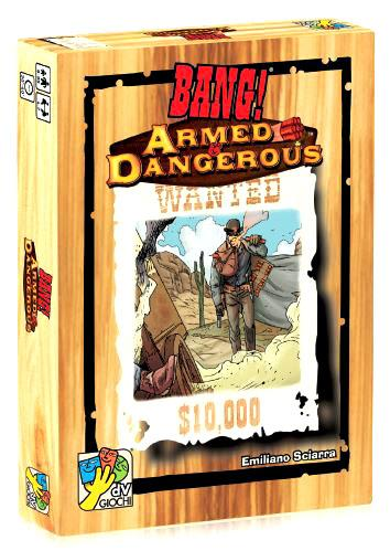 Bang! Expansion: Armed & Dangerous