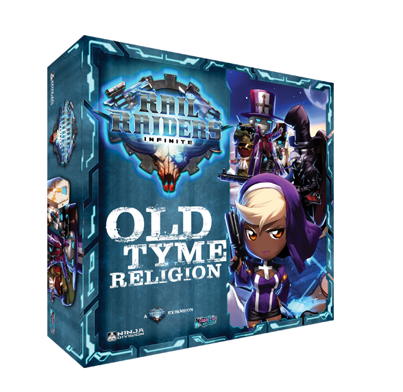 Rail Raiders Infinite: Old Tyme Religion Expansion