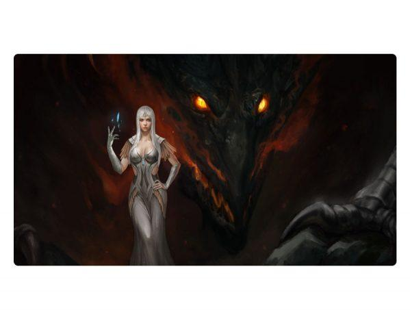 Game Play Mats: Keeper of the Flame