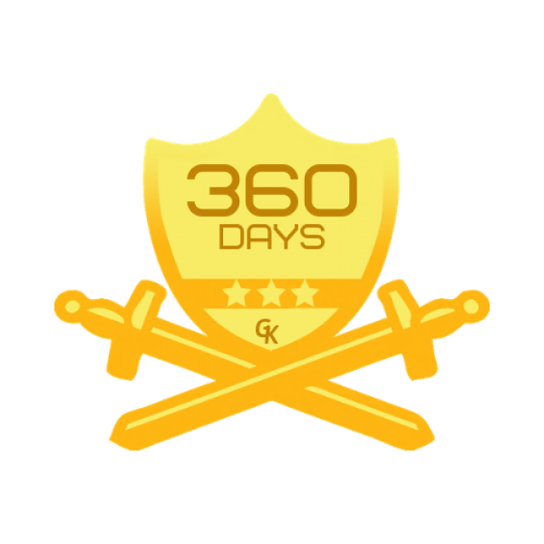 Game Kastle Membership: 360 Days ($13.13 / month)